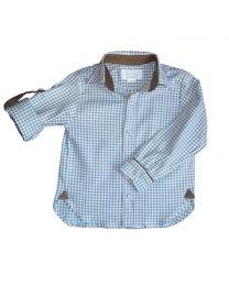 chemise pilou vichy