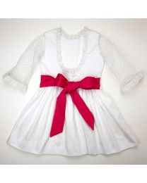 Robe Félicie dentelle cortège