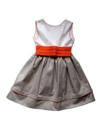 Robe Valériane bicolore cortège